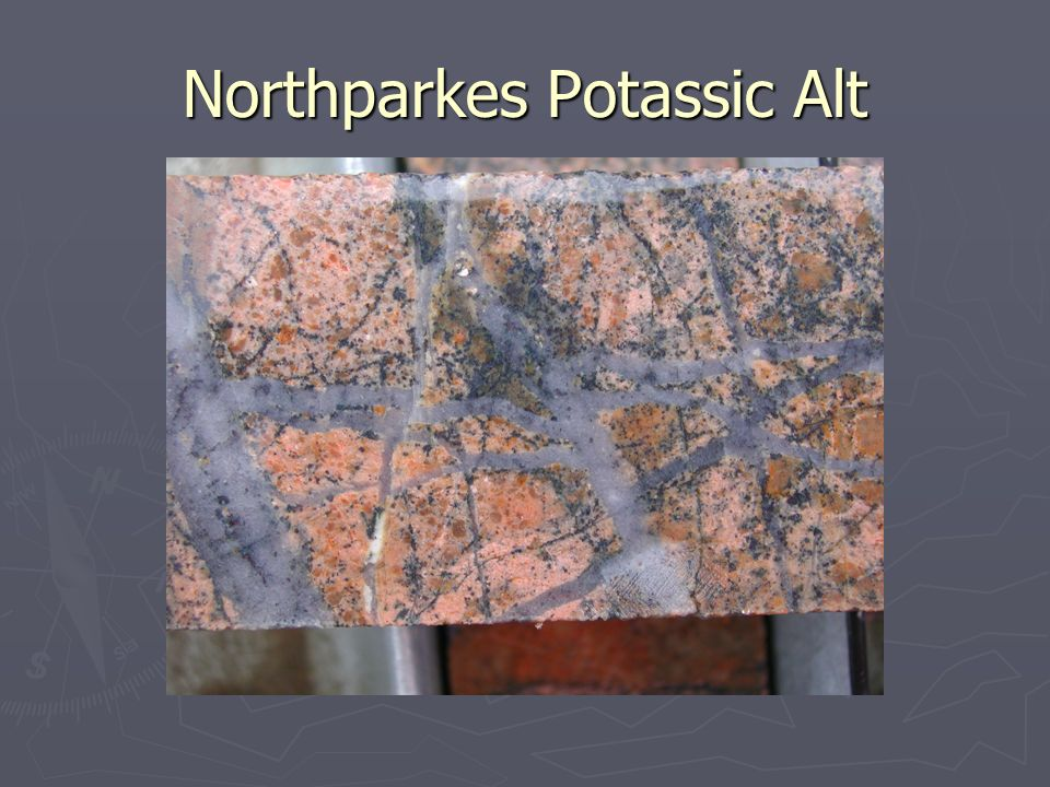 Northparkes Potassic Alt