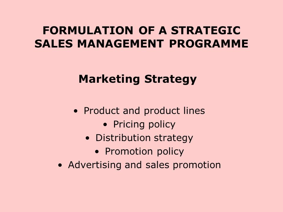 individual marketing strategy formulation essay Individual marketing strategy formulation assignment page numbers 6-7 + appendices (be concise – do not allow your report to exceed the maximum number of pages) directions: select a small or mid-size business or a new tangible product (not a service), this could be either a local or national business, and describe its marketing strategy using.
