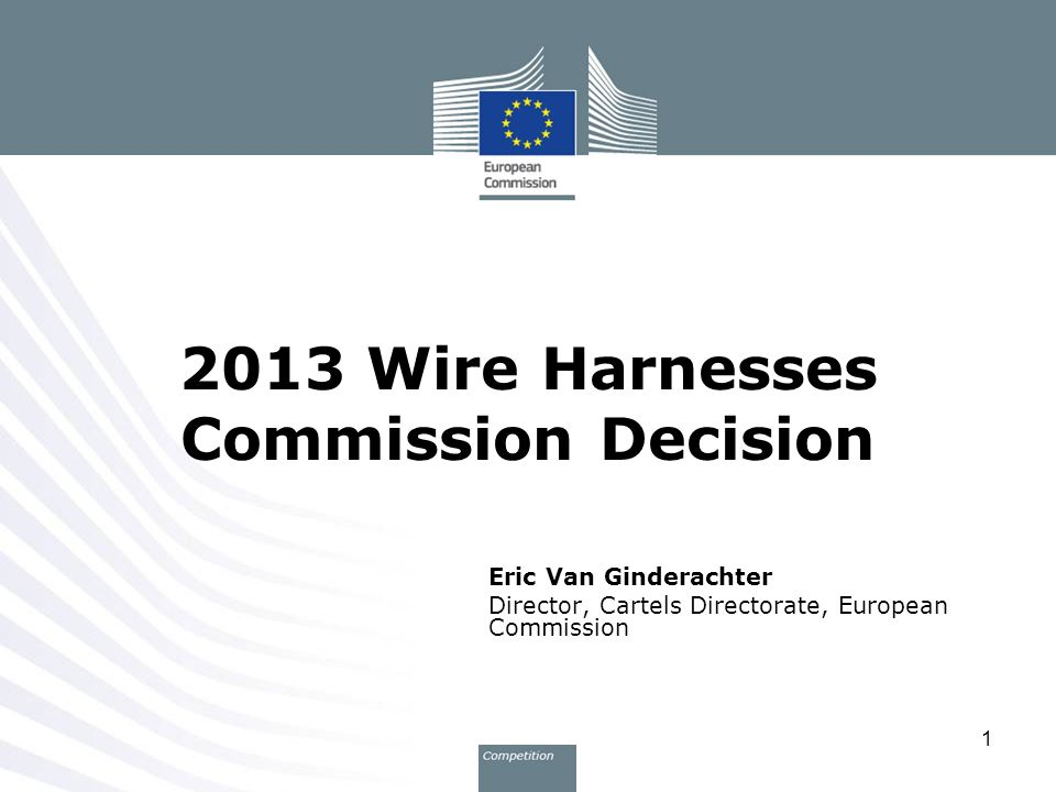 2013+Wire+Harnesses+Commission+Decision 2013 wire harnesses commission decision ppt download wire harness cartel at alyssarenee.co
