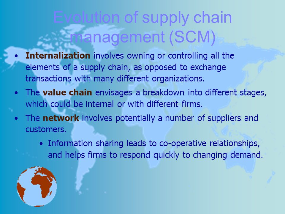 supply chain management of different firms The supply chain top 25 presents gartner's annual research on the trends, capabilities and best practices of leading corporate supply chains supply chain leaders like you can apply lessons from these global, regional and industry leaders to innovate and improve your operations find out how gartner .