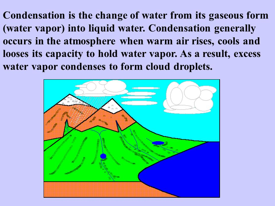 Water Cycle. - ppt download