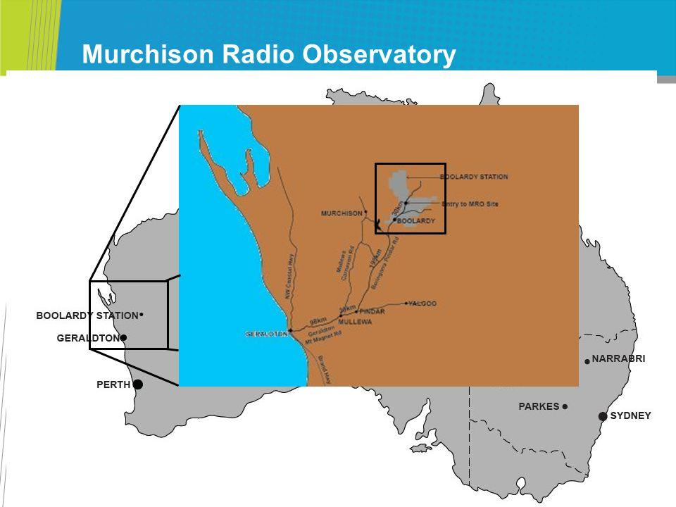 Murchison Radio Observatory