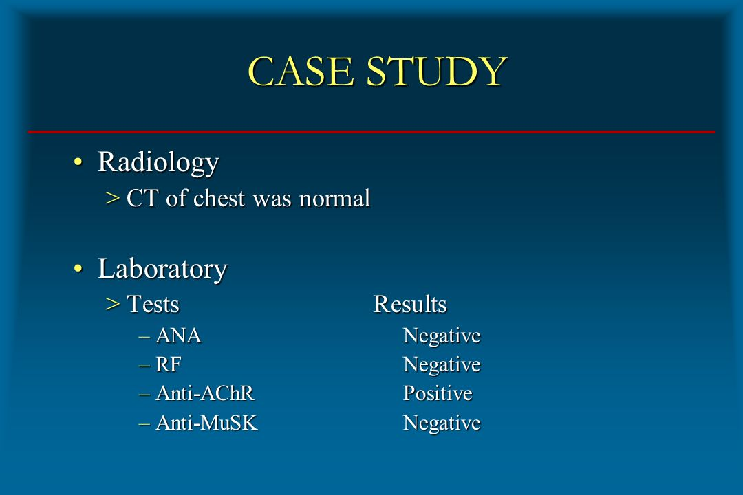 case study myasthenia gravis essay We will write a custom essay sample on myasthenia gravis case study or any similar topic specifically for you do not waste your time send by clicking send, you .