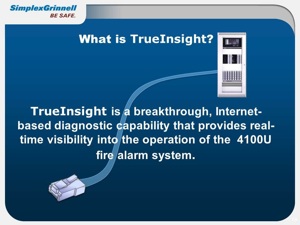 What is TrueInsight