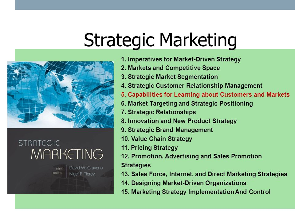 strategic ways of implementing relationship marketing