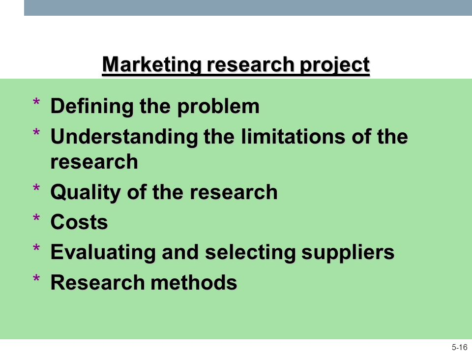 the research strategy and the limitations Research questions, limitations, research methodology, theoretical framework and explains the theory of strategic management and marketing strategy.