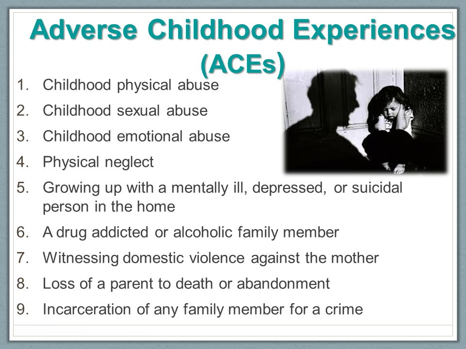 What Can Happen to Abused Children When They