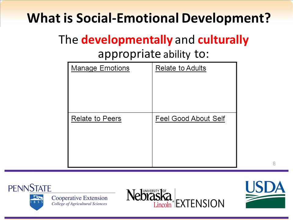 emotional development definition Adolescence is a time of big social and emotional development for  of teenage  brain development means that teenagers are likely to seek out.