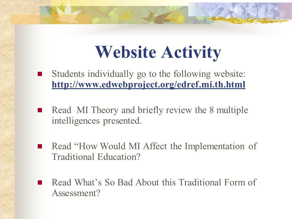 BECOMING A TEACHER, 7e Chapter 8 - ppt video online download