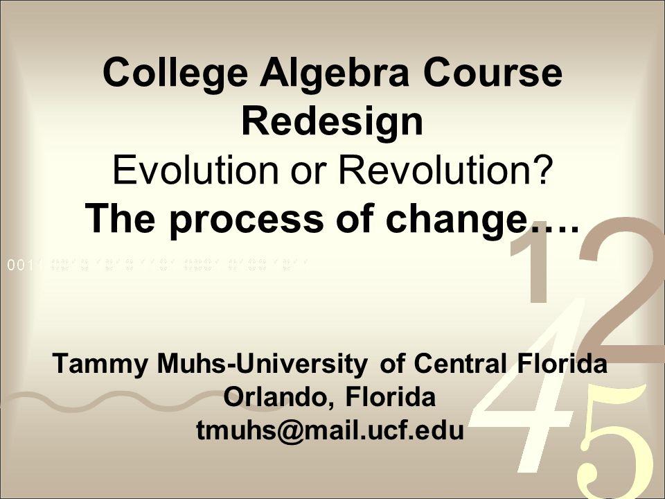 Tammy Muhs-University of Central Florida