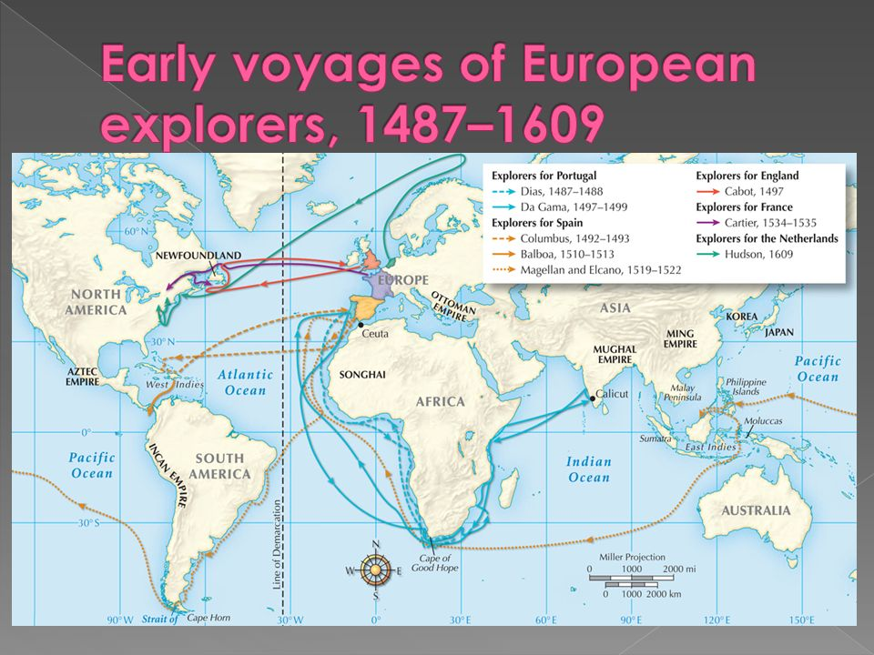 Ch 19 Age Of Exploration Slides: The Search For Spices Chapter 2 Section Ppt Video Online