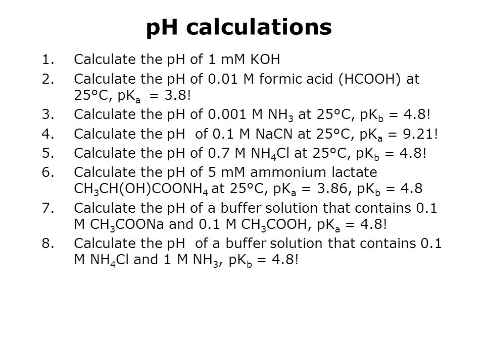 effect of buffering on the resistance of a solution to ph change Upon dilution (decrease in ionic strength) the $\mathrm{p}k_\mathrm{a}$ will change, and therefore the ph of the solution will change in addition to the above reason, ph will always approach 7 at extreme dilution as it approaches being pure water.