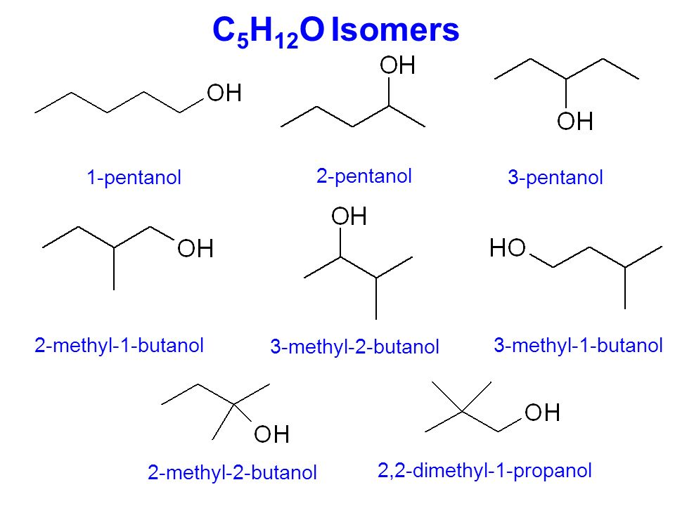 how to draw all constitutional isomers
