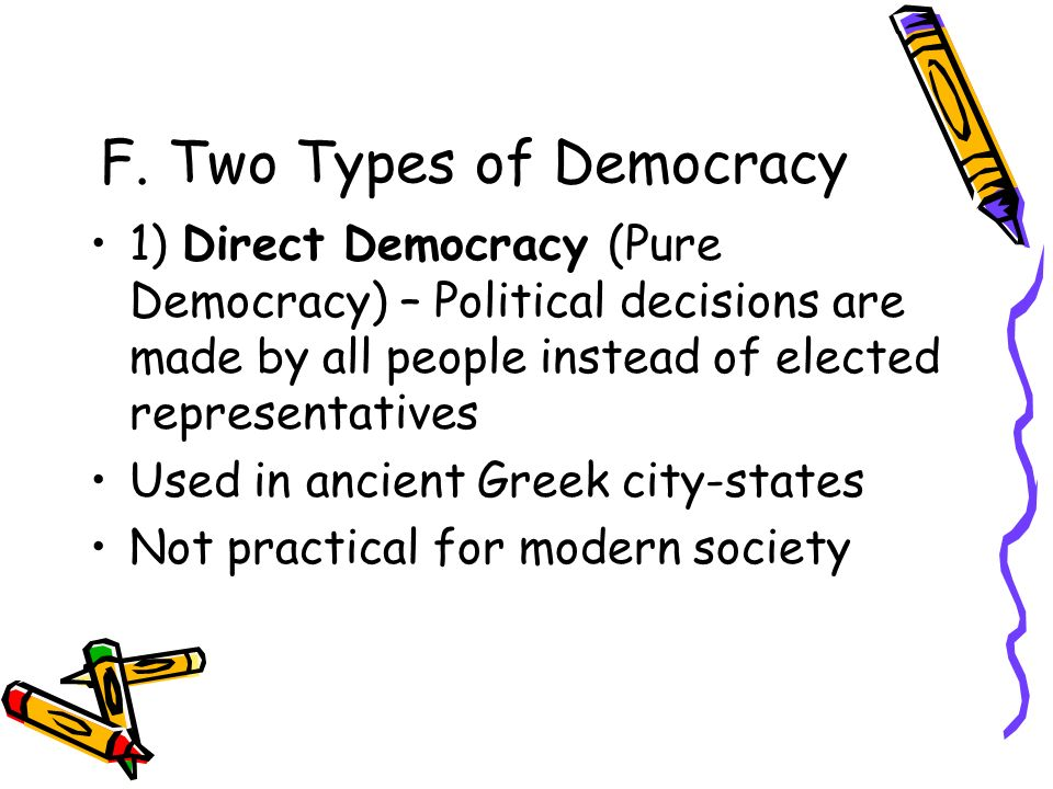 an overview of the democratic government of modern greece The term democracy first appeared in ancient greek political and democracy in modern times has the implementation of a democratic government within a non.