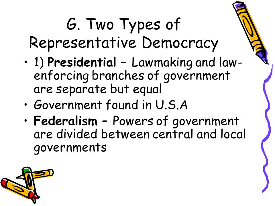 II. Types of Government. - ppt video online download