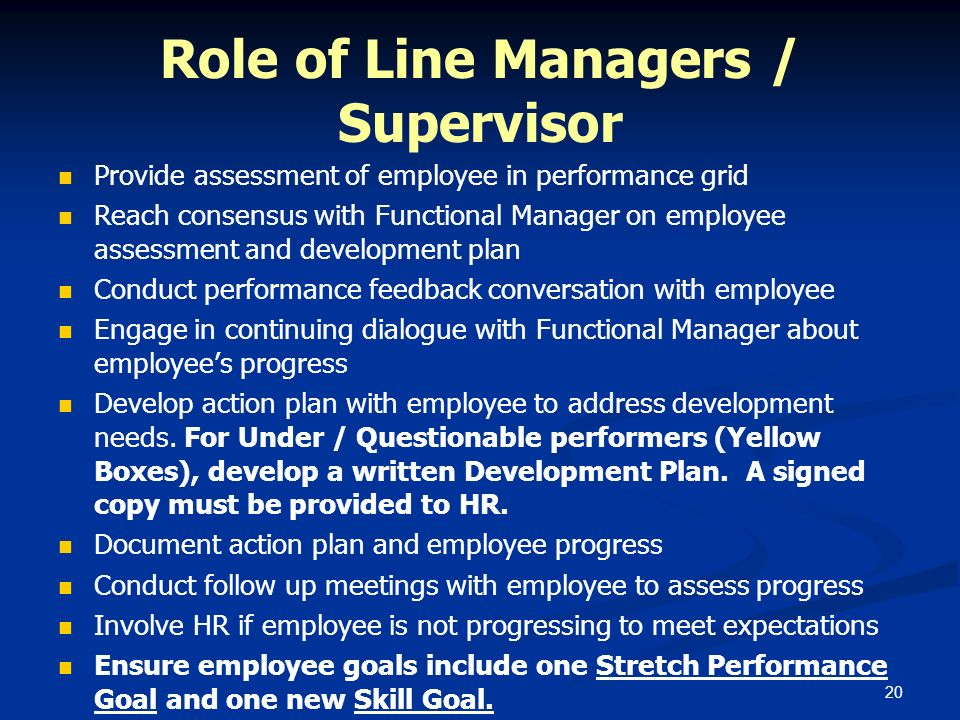 line managers role If you read nothing else, read this line managers' role in motivating staff should begin with developing a personal link between the manager and their employees.