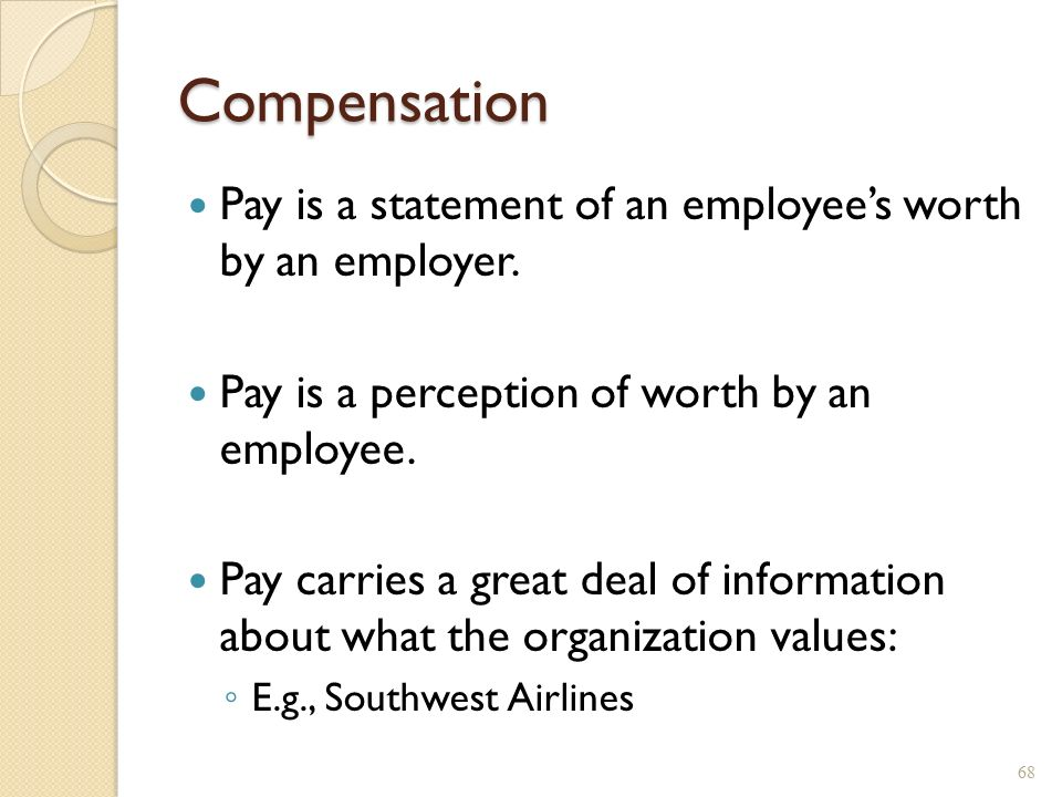 "southwest airlines compensation and benefits system And average annual total compensation (wages, benefits at southwest's ""peer"" airlines have been given southwest's pilot compensation generates."