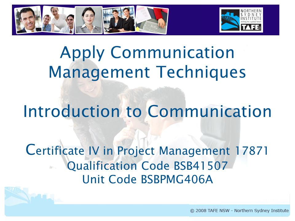 unit 001 introduction to communication in Unit introduction this is a core unit within the programme, recognising the fact that effective communication is central to all work in the health and social care sectors.
