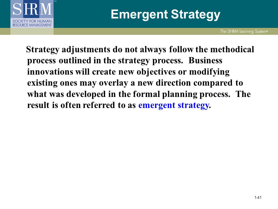 3.1 produce an assessment of existing business objectives ...