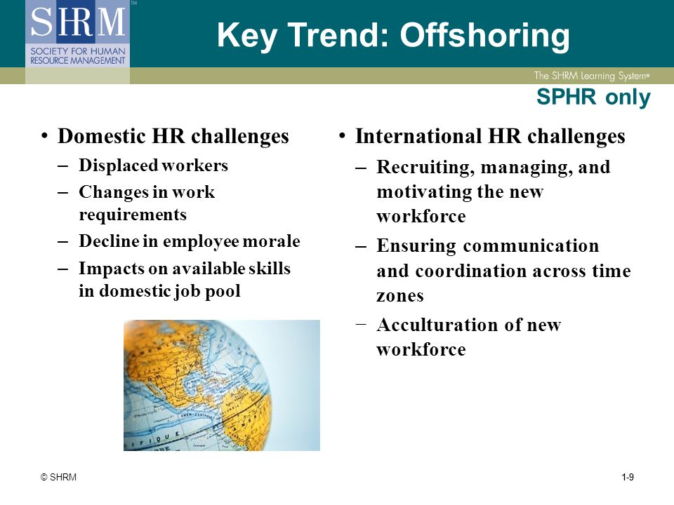 """outsourcing and offshoring key trends and """"legal outsourcing may be a great way for  ramifications of missing a key  with the rise of outsourcing/offshoring these two trends."""