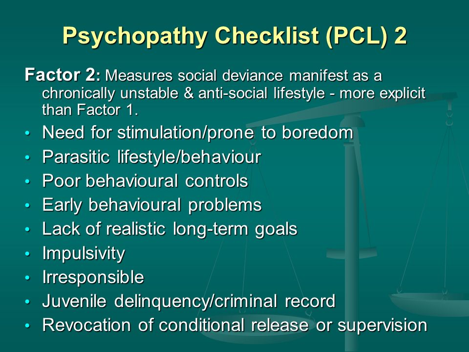 psychopathy and impulsivity Psychopathy is a personality disorder characterized by a combination of superficial charm, manipulative and antisocial behavior, sensation-seeking and impulsivity, blunted empathy and punishment sensitivity, and shallow emotional experiences.