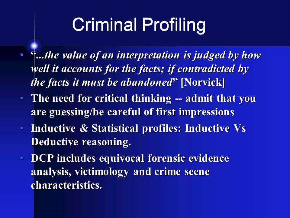 an analysis of the concept of crime and the criminologist characteristics A review of the explicit and the implicit uses of the concept victim precipitation in criminology and the criminaljustice system is presented the pervasiveness of the ideology of victim precipitation indicates that it is much more fundamental to the official american justice system and its crime prevention programs and strategies than is.
