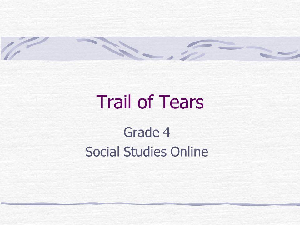 Grade 4 Social Studies Online