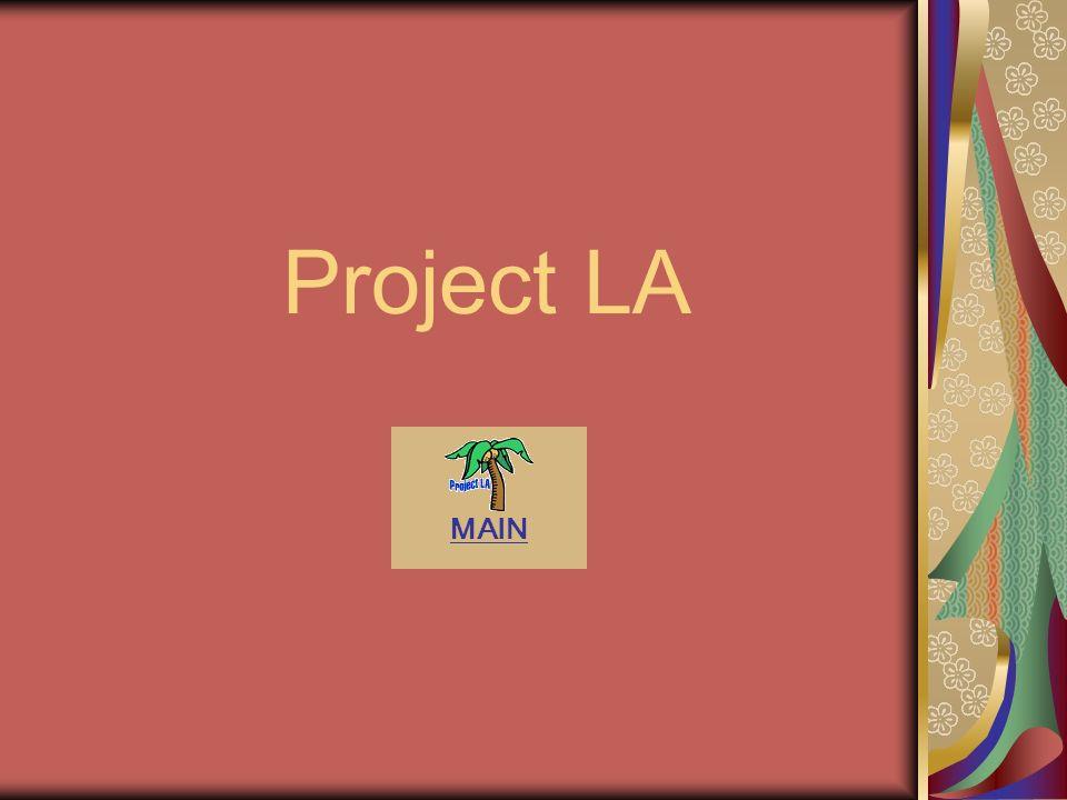 Project LA MAIN