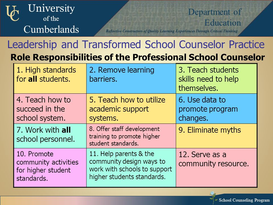 The School Counselor S Role Homework Writing Service