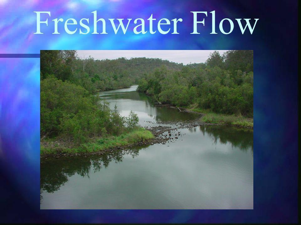 Freshwater Flow