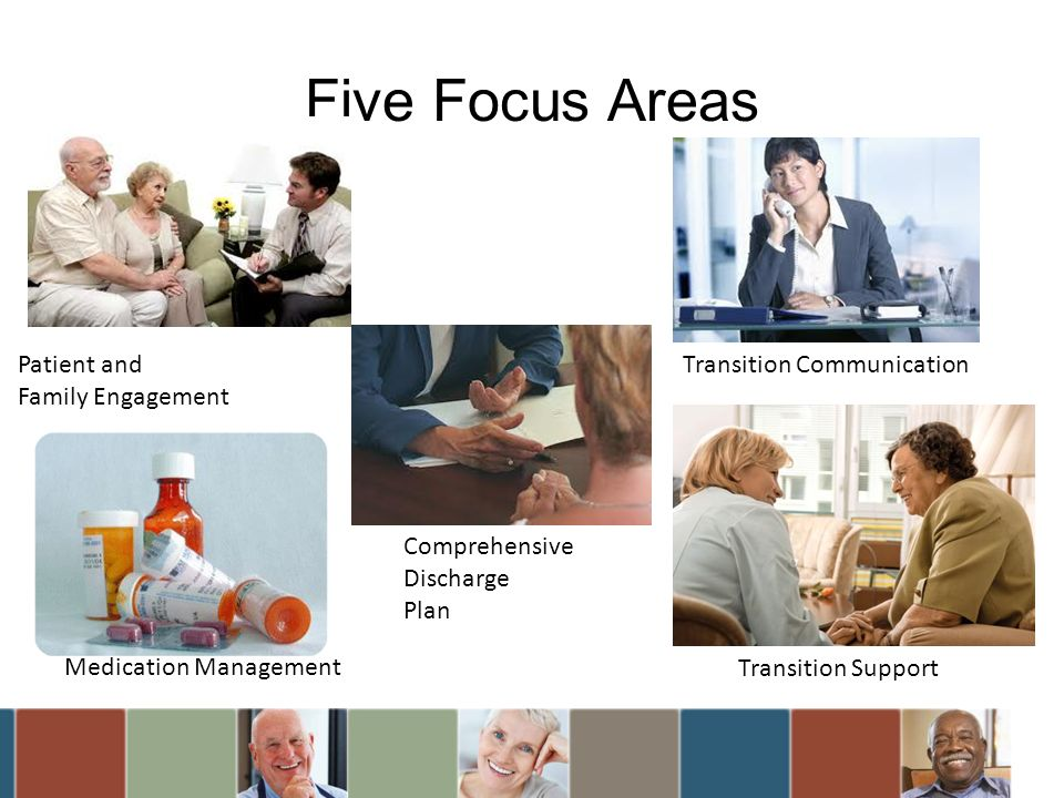 Five Focus Areas Patient and Family Engagement