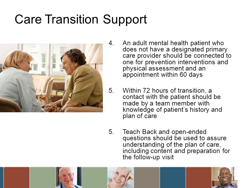 Care Transition Support