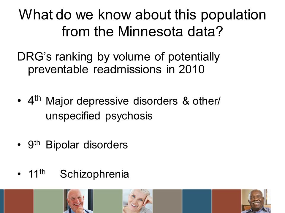 What do we know about this population from the Minnesota data