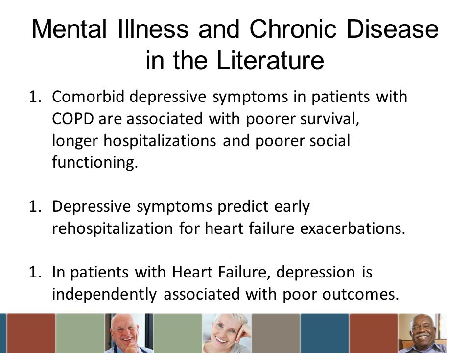 Mental Illness and Chronic Disease in the Literature