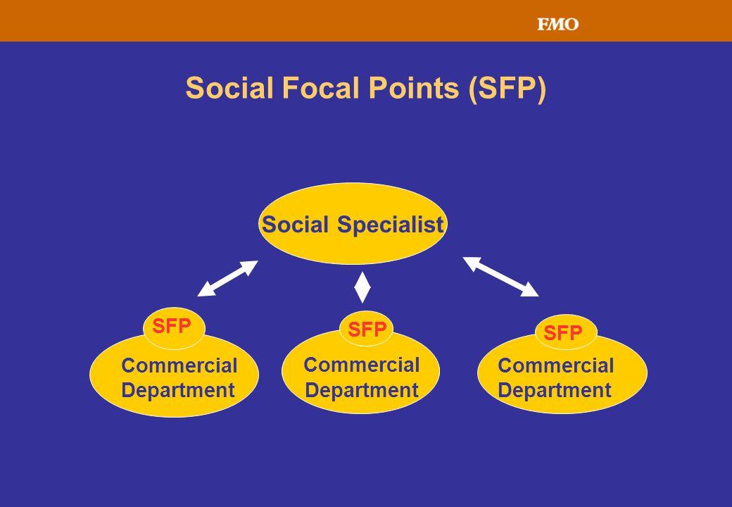 Social Focal Points (SFP)