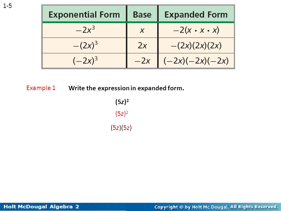 Numbers In Expanded Form Examples Images Free Form Design Examples