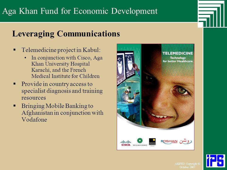 Leveraging Communications