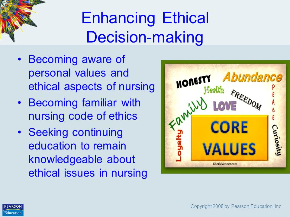 values and ethical decision making essay Identify personal values and personal decision making processes and apply   essay #1 – personal values and decision making (analyzing an ethical system.