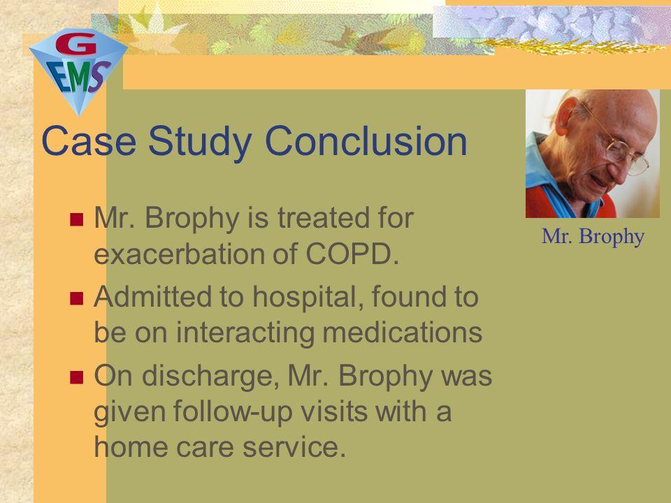 case study of copd pdf