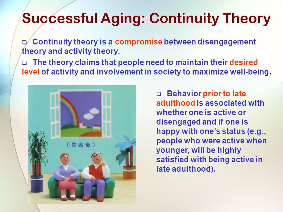 essay on disengagement theory Disengagement Theory of Aging Explained