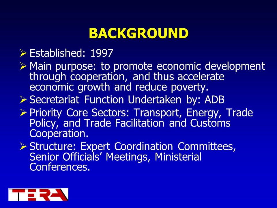 BACKGROUND Established: 1997