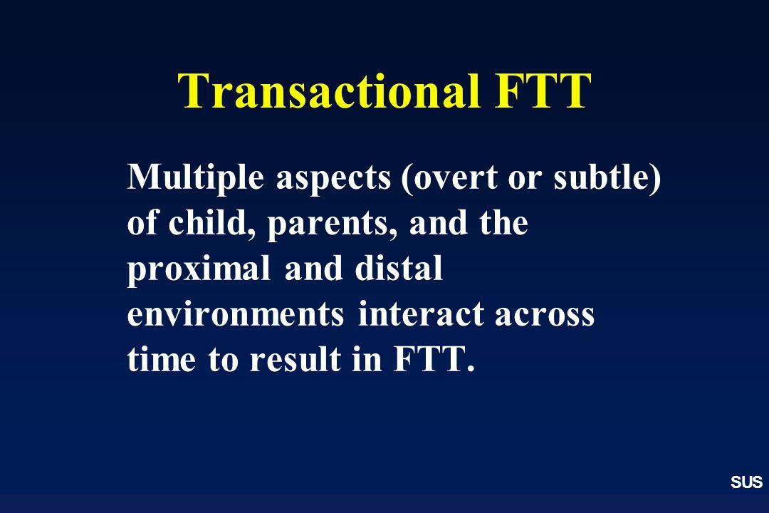 Transactional FTT