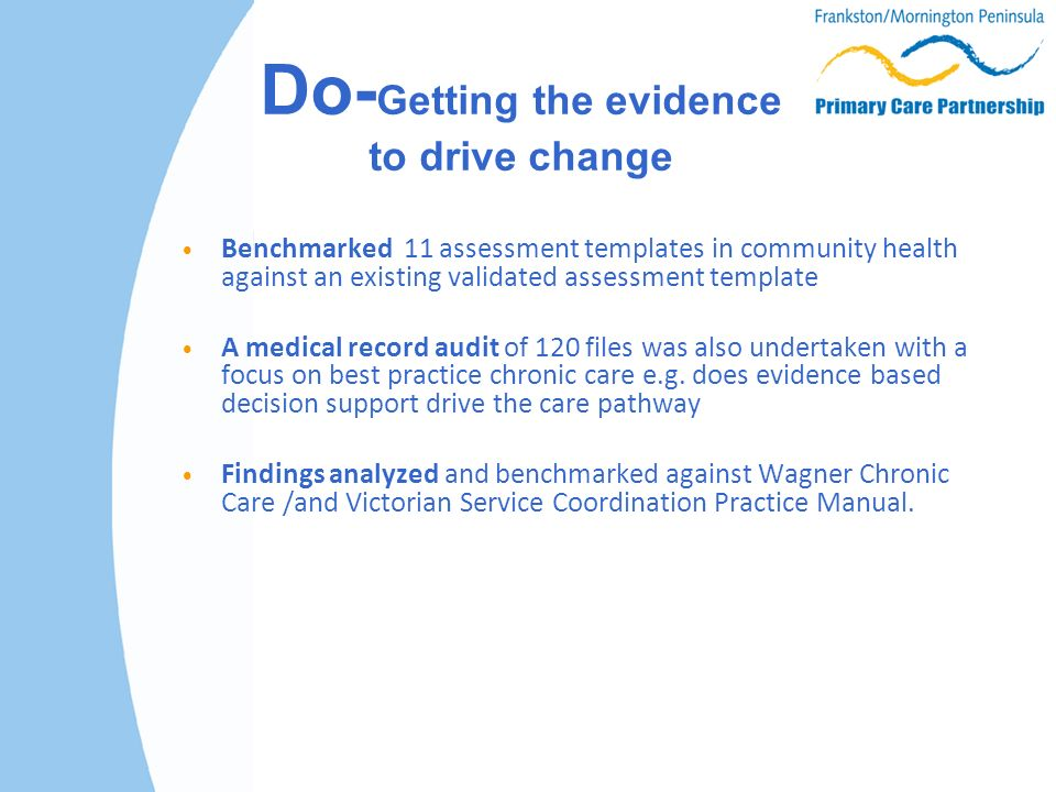 Embedding A Broader Needs Assessment - Ppt Download