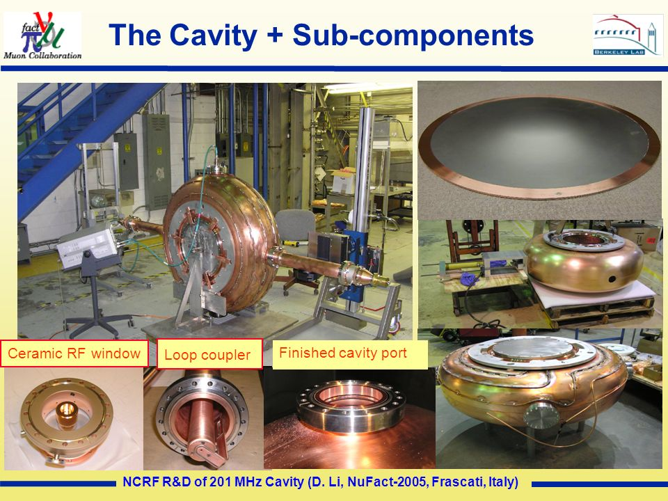 The Cavity + Sub-components