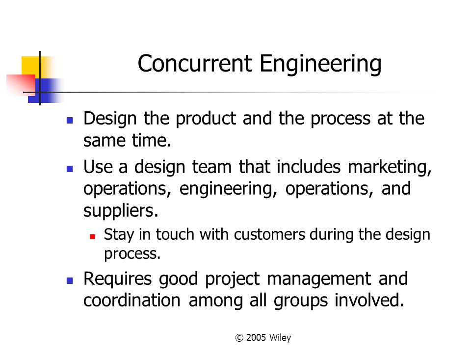 Concurrent Engineering Team : Chapter part product design ppt video online download