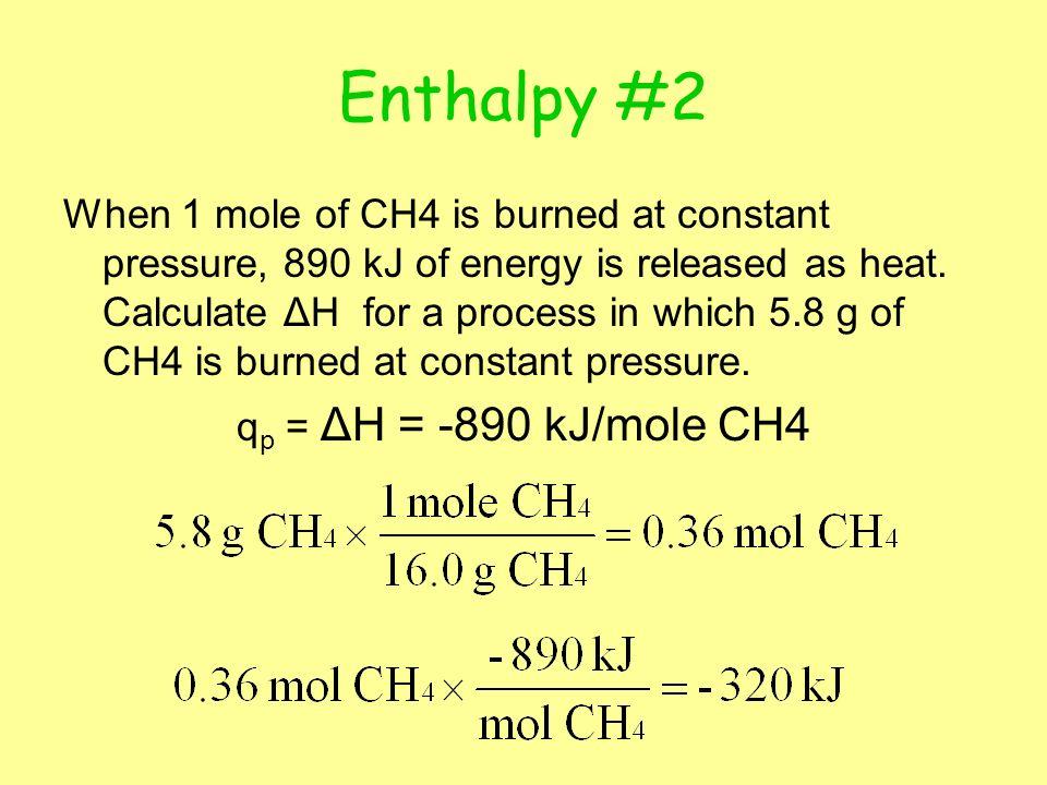 Enthalpy #2