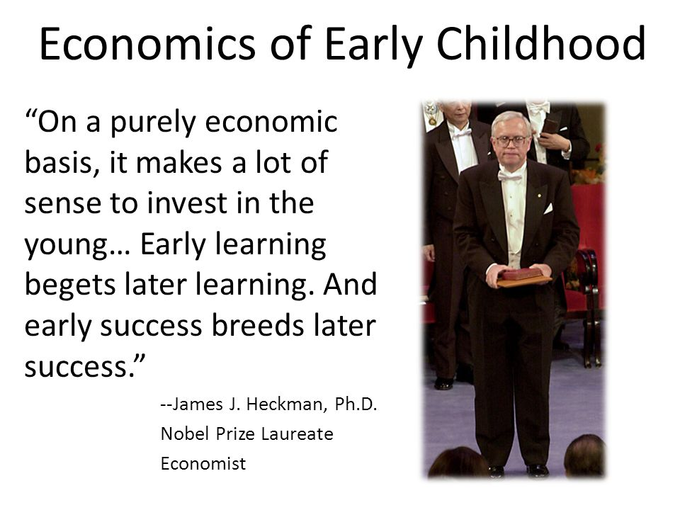 Economics of Early Childhood