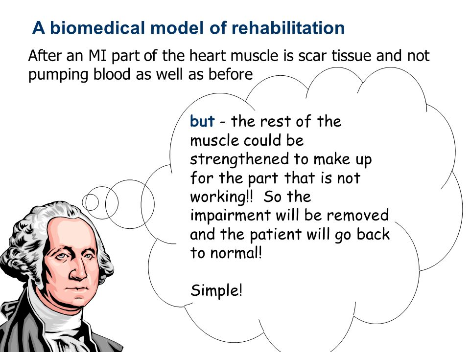 biomedical model of disability Disability models introduction  under this model, disability is defined by a person's inability to participate in work it also assesses the degree to which impairment affects an individual's productivity and the economic consequences for the individual, employer and the state.