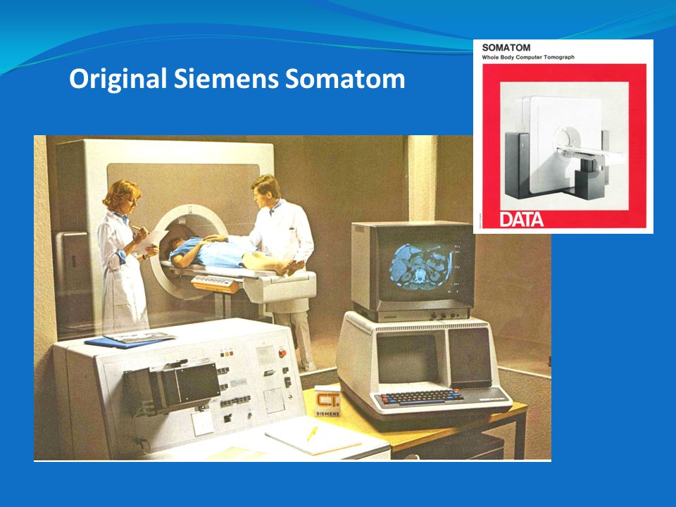 Original Siemens Somatom
