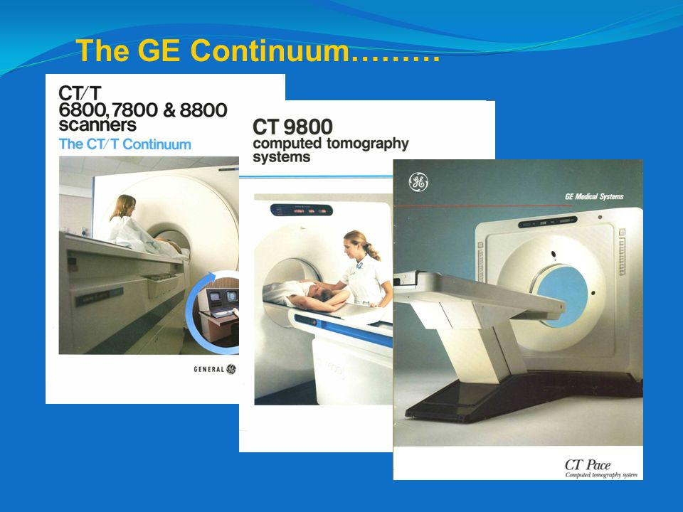 The GE Continuum………